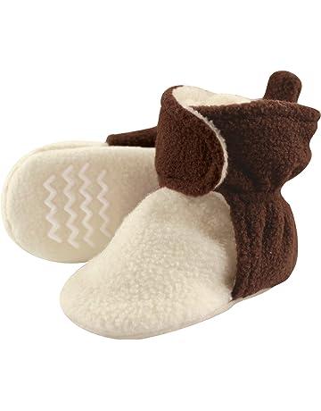 78a2b7c6112 Hudson Baby Unisex Baby Cozy Fleece Booties