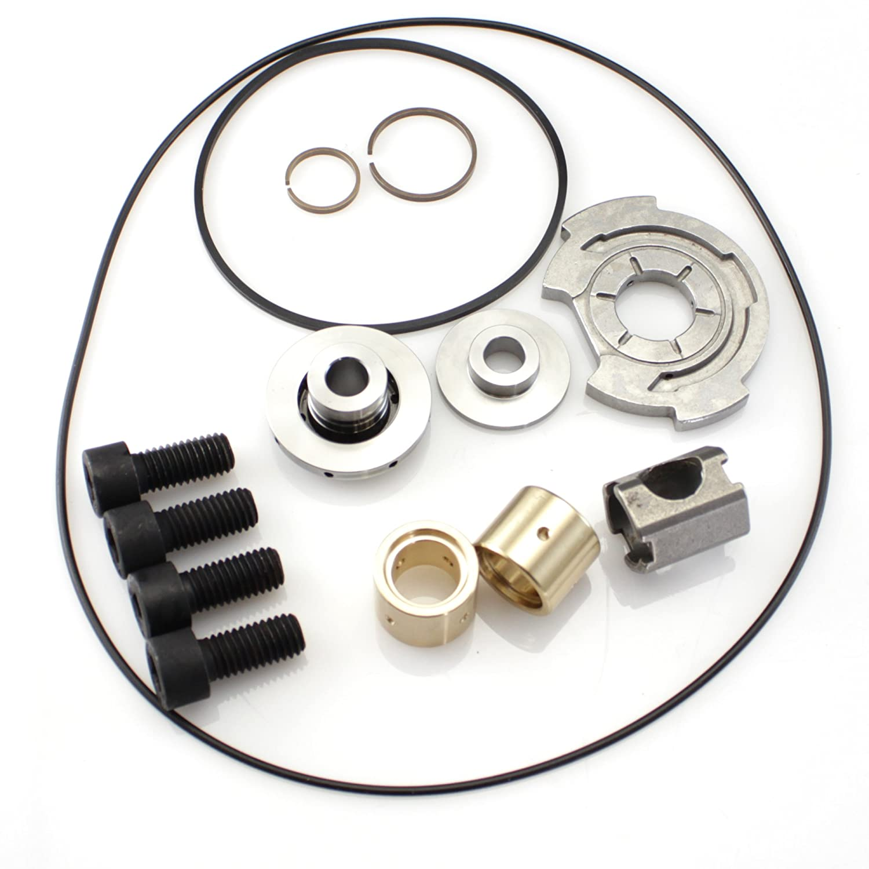 Repair Rebuild Kit For 03 07 Ford Powerstroke 60 Duramax Fuel Filter Housing Gt3782va 04 Gmc Chevry 66 Gt3788va Gt37va Turbo Charger 14pcs Total Automotive