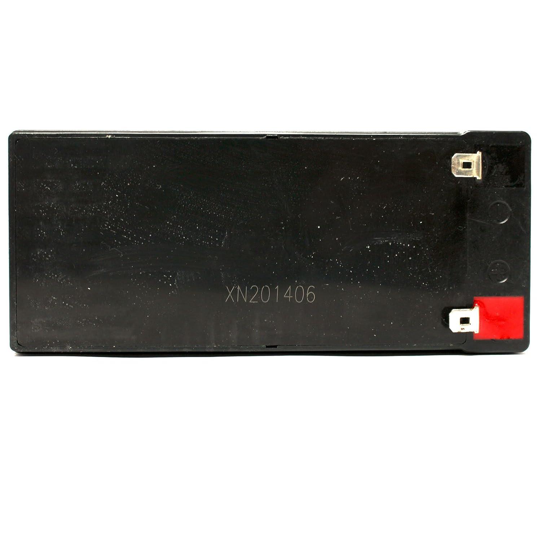 3x Pack Schwinn S750 36 Volt Battery Replacement S350 Wiring Diagram Ub12100 S Universal Sealed Lead Acid 12v 10ah 10000mah F2 Terminal Agm