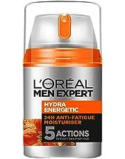 L'Oréal Paris Men Expert Hydra Energetic Moisturiser 50ml