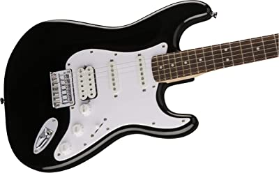 Squier by Fender Bullet Stratocaster Beginner Hard Tail Electric Guitar - HSS review