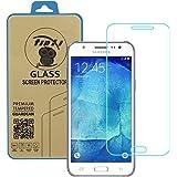 Tinxi 4250851243224 Film de Protection d'Ecran pour Samsung Galaxy J5 Transparent