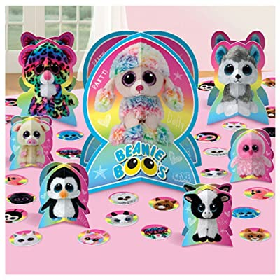Beanie Boos Table Decorating Kit (31pc): Toys & Games