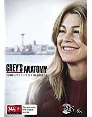 Grey's Anatomy (Season 15) 7 Discs