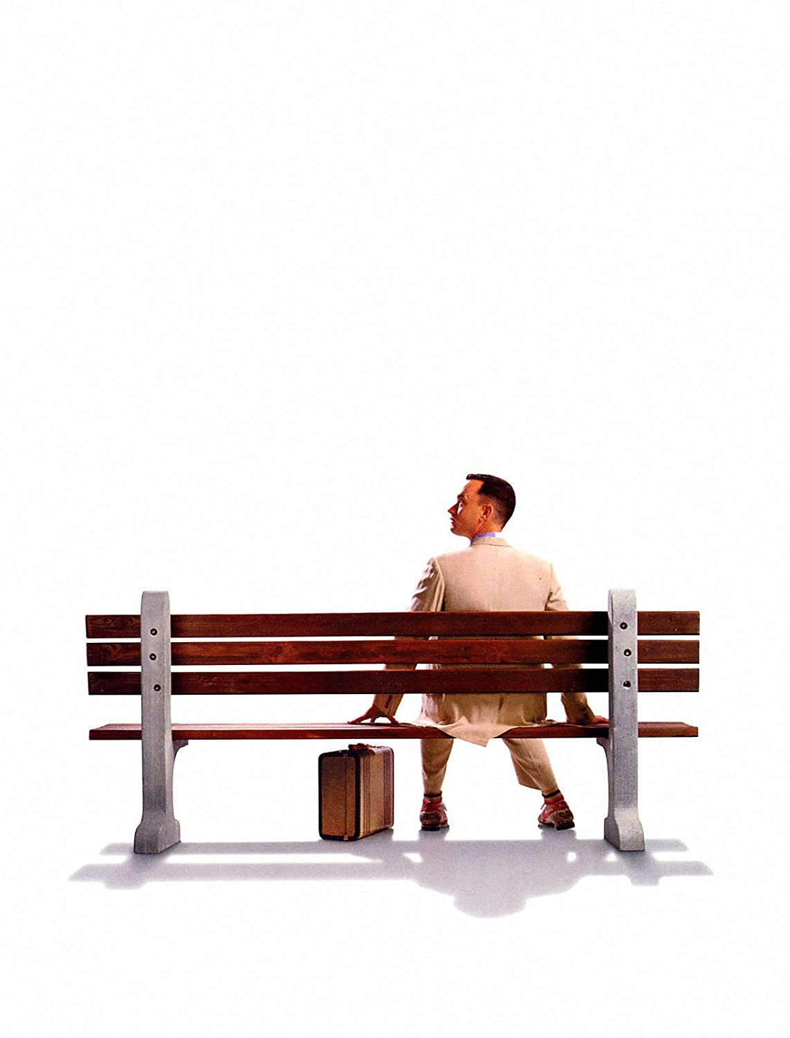 Amazon com: FORREST GUMP Movie Poster Rare ART Tom Hanks Rober
