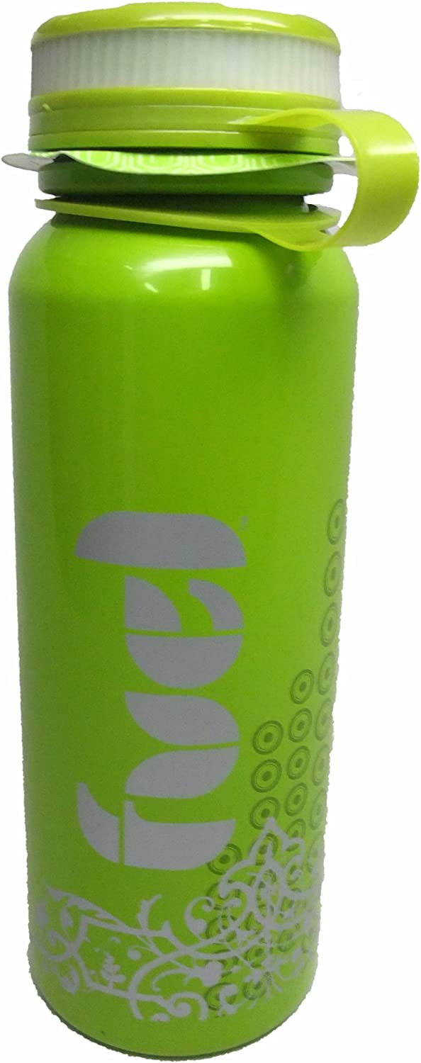 Green Trudeau Fuel Stainless Steel Reusable Water Bottle 27 Oz