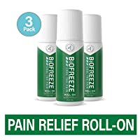 Deals on 3-Pack RollOn Fast Acting Topical Pain Reliever 3-Oz