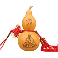 Traditional Chinese Natrual Gourd/Chinese Good Luck Wu Lou/natual Hu Lu/Wooden of Cucurbit (one Piece) Fengshui Natural…