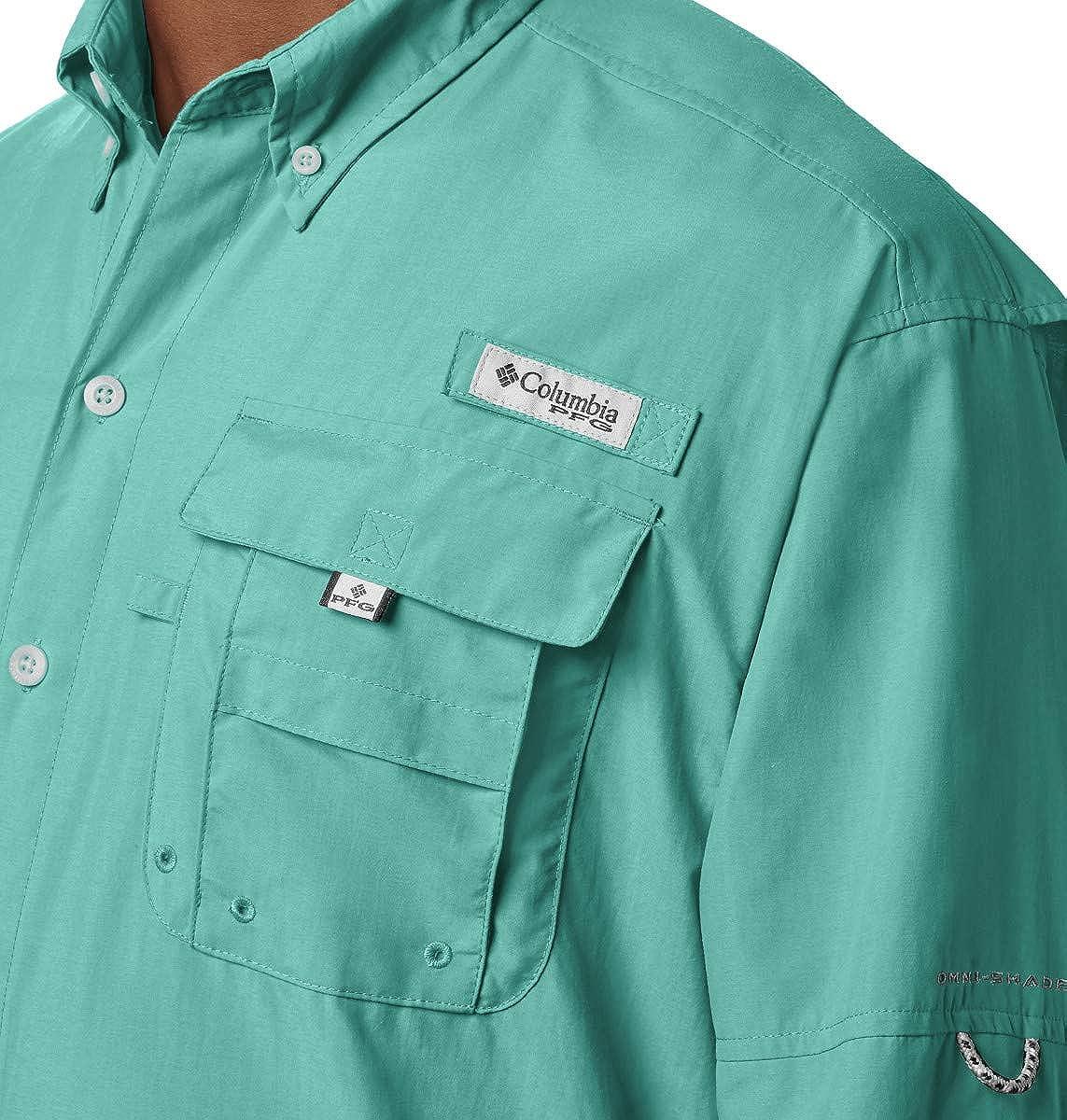 Columbia Mens Bahama Ii L//S Shirt