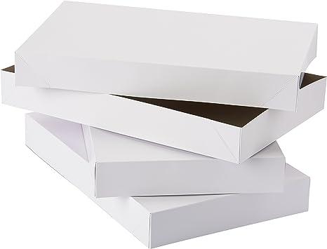 Pesado Peso Mediano Camisas Cajas De Regalo Con Tapas 3 Unidades 14 25 En X 9 44 En X 1 88 In Office Products