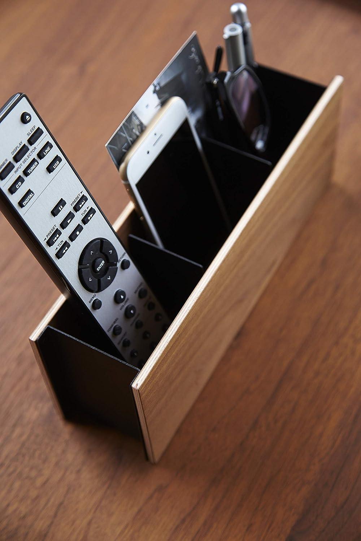 Caja de almacenaje YAMAZAKII color beige acero, tama/ño /único