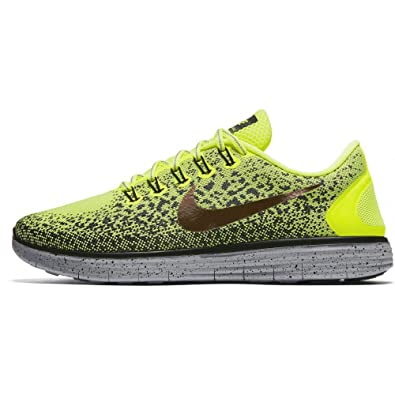 nike free rn distance shield men's running shoe
