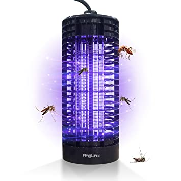 AngLink Electric LED Bug Zapper Mosquito Swatter Zapper with 6 W +
