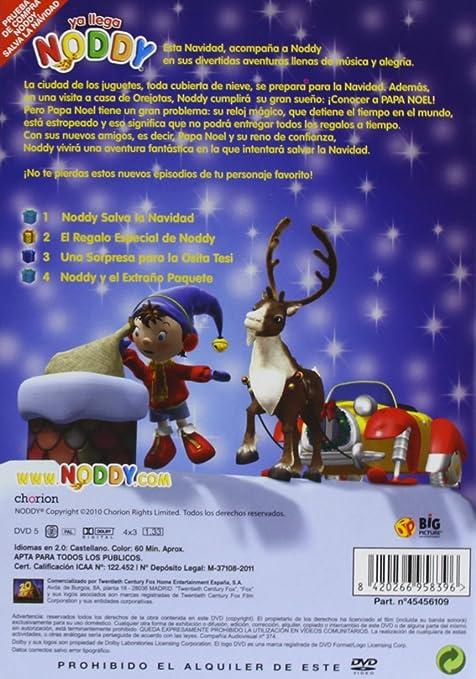 Noddy Salva La Navidad [DVD]: Amazon.es: Animación, Wayne Moss, N/A: Cine y Series TV
