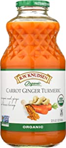 Rw Knudsen Organic Carrot Ginger Turmeric Orgnc Multiserve Drink 32 Oz