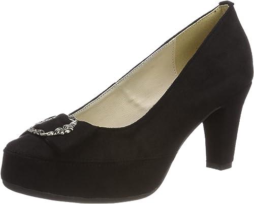 Hirschkogel 3001508, Zapatos de tacón con Punta Cerrada para Mujer