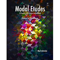 Modal Etudes: 35 Tonalities.