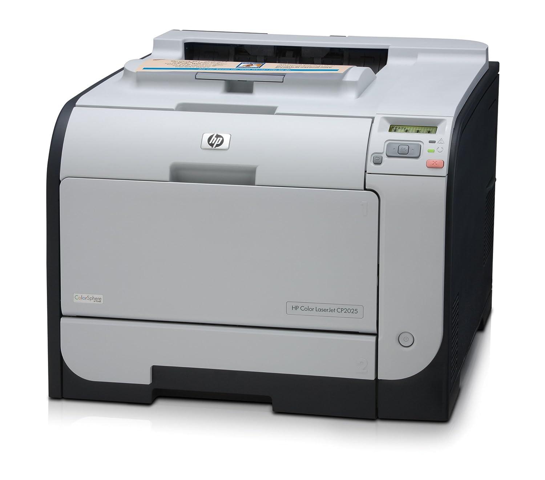 HP Color LaserJet CP2025n - Impresora láser color (20 ppm, A4 ...