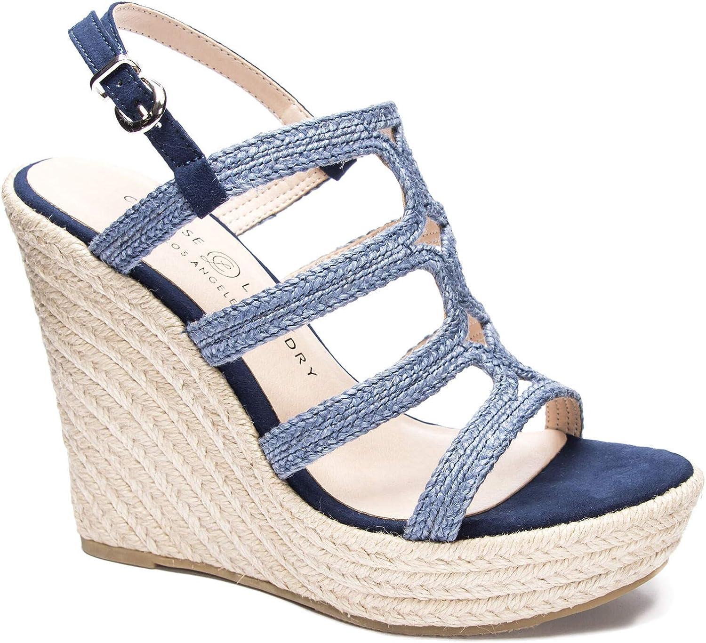 Chinese Laundry Women's Milla Espadrille Wedge Sandal