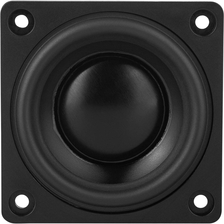 Dayton Audio DMA58-8 2 Dual Magnet Aluminum Cone Full-Range Driver 8 Ohm