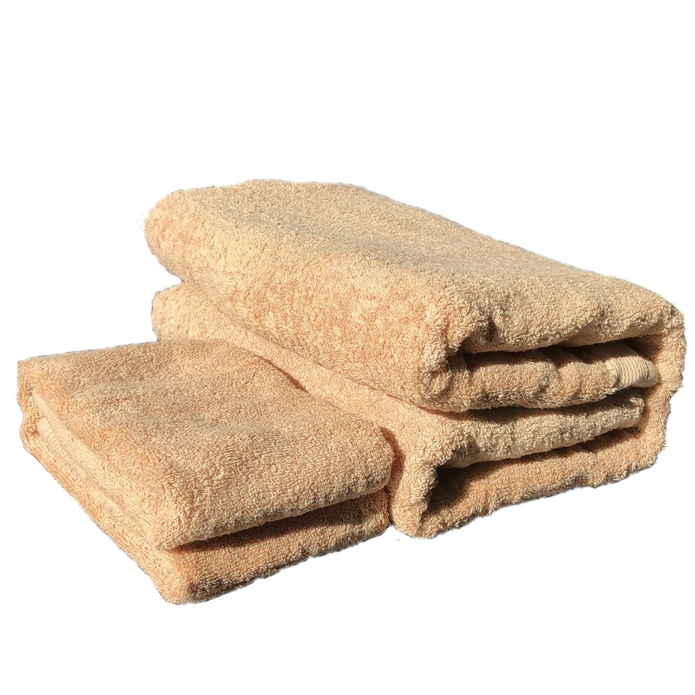 1000 GSM Premium Cotton Extra Large Bath Towel (36 x71Inches) Soft Luxury Bath Sheet, with hand towel Extra Absorbent for Quick and Easy Drying