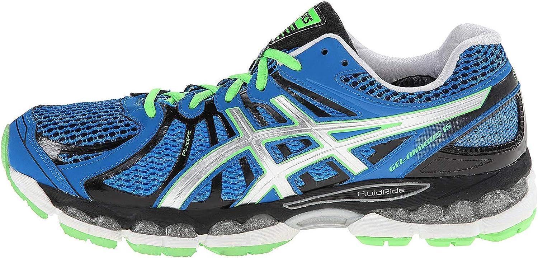 ASICS Gel Nimbus 15, Zapatillas de Running para Hombre: Amazon.es: Zapatos y complementos