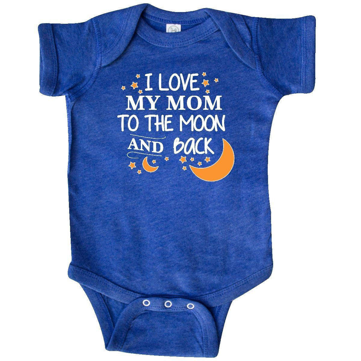 Inktastic I Love My Mom To The Moon And Back Toddler T-Shirt Mothers Day Kids