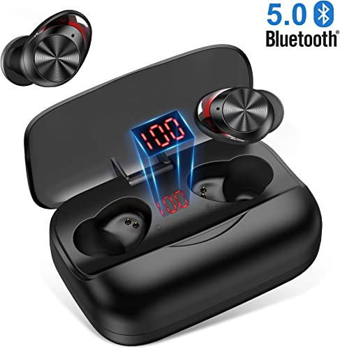 True Wireless Earbuds Bluetooth 5.0