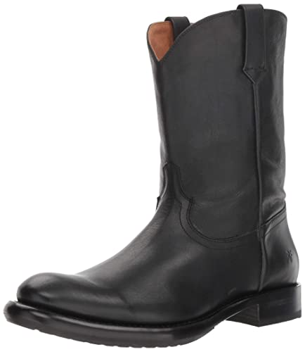 9e79766272f FRYE Men's Duke Roper Western Boot