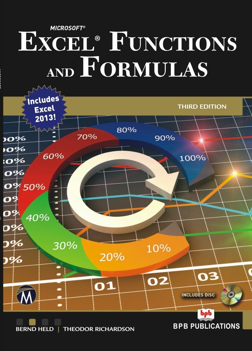 Buy Excel Functions And Formulas Book Online at Low Prices in ...