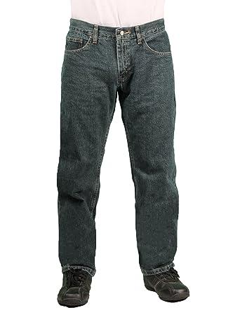 961e5979 LEE Dungarees Men's Straight Fit Jean, Quartz, Size 42x30 at Amazon ...