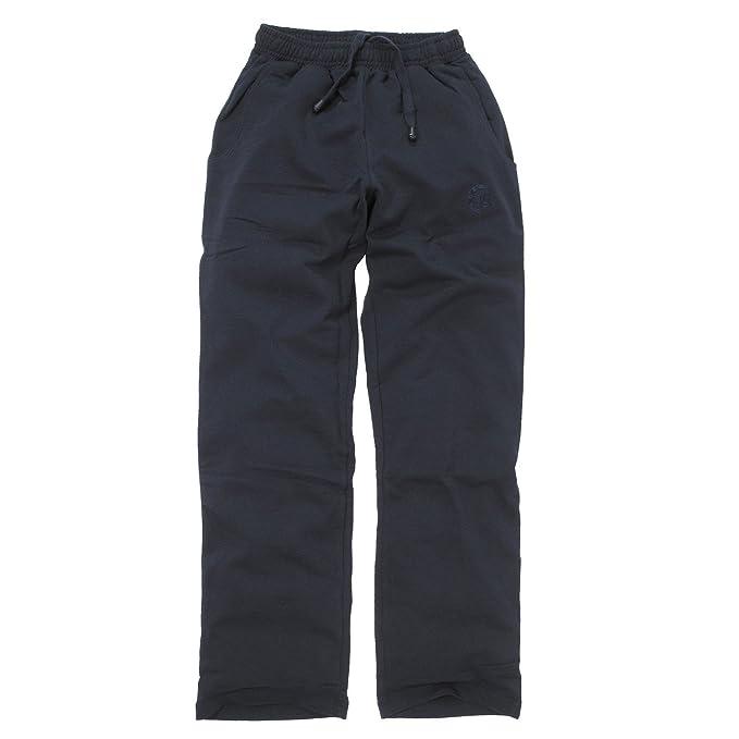 Azul oscuro Pantalones Chándal Ahorn Sportswear Hasta 10 XL ...