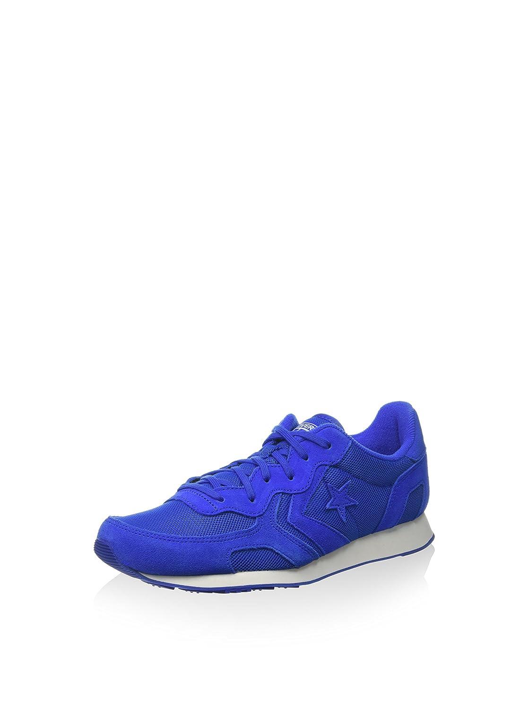 Converse - Auckland Racer Ox, scarpe da ginnastica Basse Uomo Laser blu Laser blu bianca | unico  | Uomini/Donna Scarpa