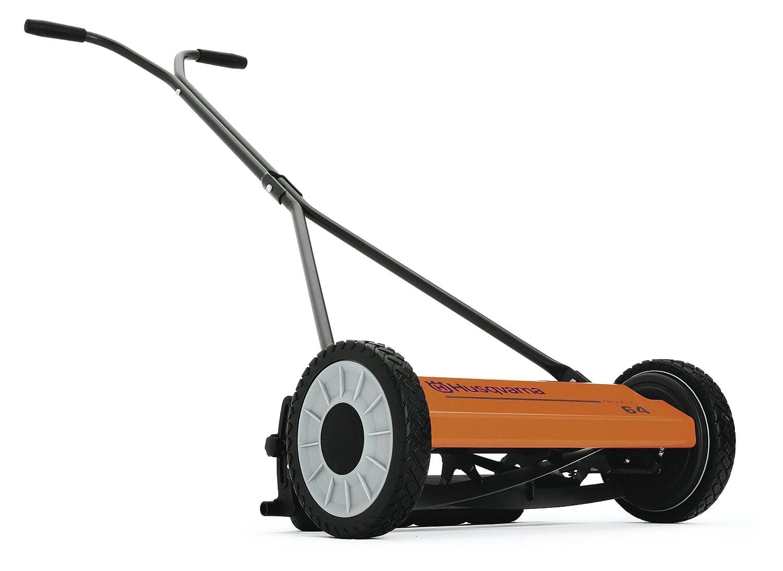 Amazon.com : Husqvarna 54 16-Inch Push Reel Lawn Mower : Walk Behind Lawn  Mowers : Garden & Outdoor