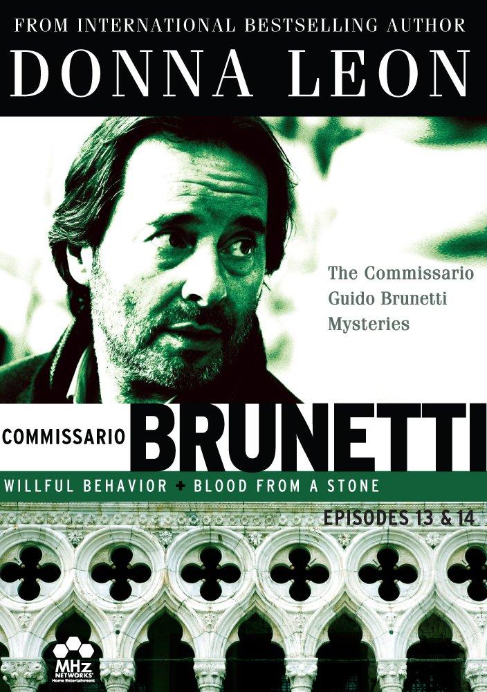 Donna Leon's Commissario Guido Brunetti Mysteries - Episodes 13 & 14
