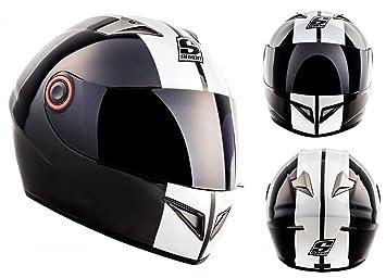 SOXON ST-666 Deluxe Snow · Cruiser Urban Casco Integrale Fullface-Helmet Sport Moto