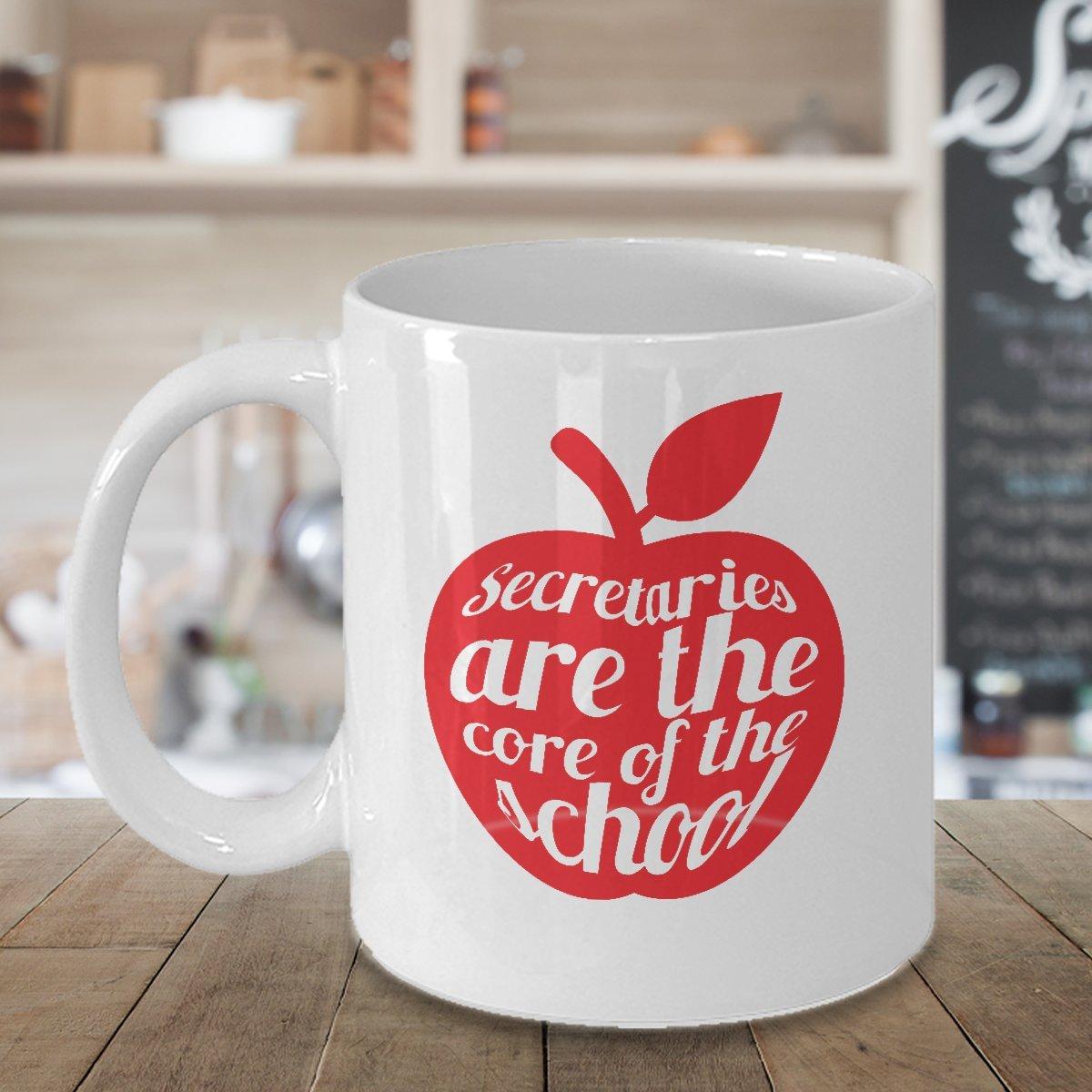 Best School Secretary Secretaries Coffee /& Tea Gift Mug