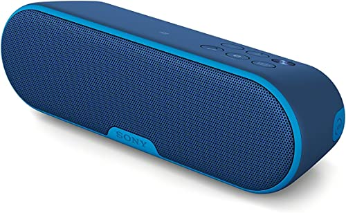 Sony SRSXB2 BLUE Portable Wireless Speaker