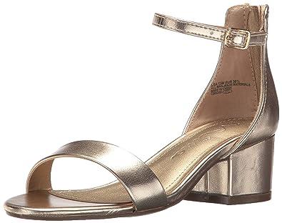 Amazon.com  Kids Nina Girls Nina Kids Womens Hidi Buckle Ankle Strap ... e0828443b6