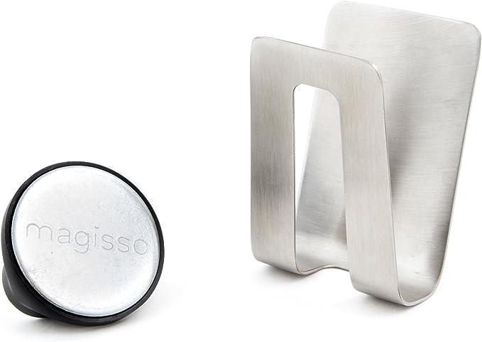 Amazon.com: Magisso - Soporte para esponja: Kitchen & Dining