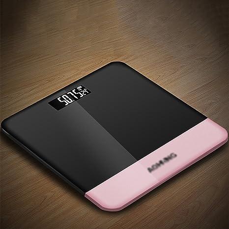 DWW-escala de peso Báscula de pesas Súper sala de salud para el hogar ultra