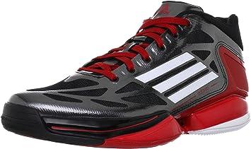 adidas Adizero Crazy Light Lo Zapatillas de Baloncesto de Material Sint/ético para Hombre