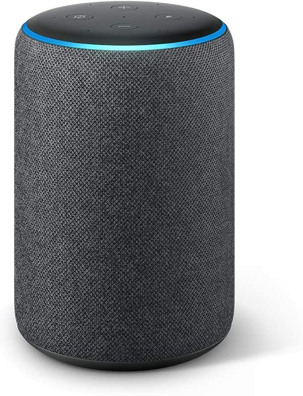 Echo Plus (2nd Gen) - Charcoal