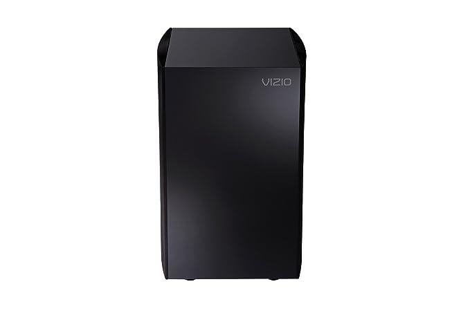 VIZIO VHT215 Inalámbrico y alámbrico 2.1 Negro altavoz soundbar - Barra de sonido (2.1 canales, Dolby Digital, 30 - 150 Hz, Inalámbrico y alámbrico, ...