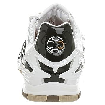 online store dc85c 7e06a Amazon.com  adidas Men s +Absolado in Turf Shoe,Black White Jupiter,12 M   Sports   Outdoors