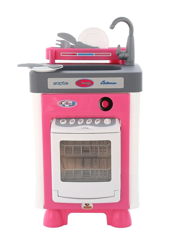 Lave-vaisselle Carmen pour enfants, avec accessoires Polesie Polesie47922
