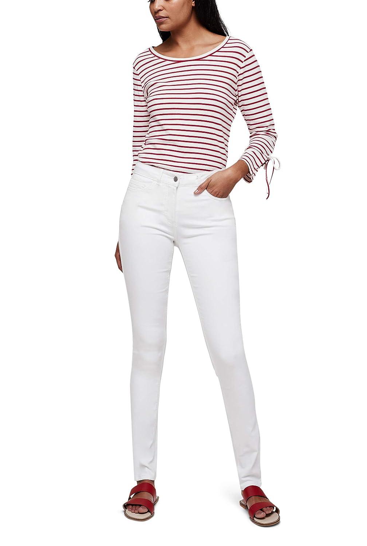 Women/'s Long Tall Sally Pants Gray Polyester Viscose Spandex
