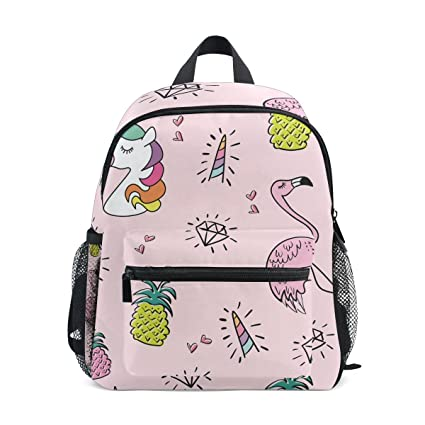 411a534094f1 Image Unavailable. Image not available for. Color  Unicorn Flamingo  Pineapple Backpack