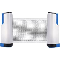 Retractable Table Tennis Net Replacement?Ping Pong Net and Post