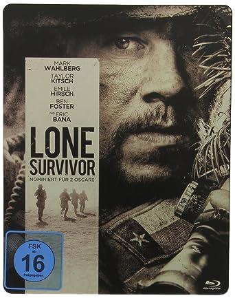 Amazon com: Lone Survivor - Steelbook: Movies & TV